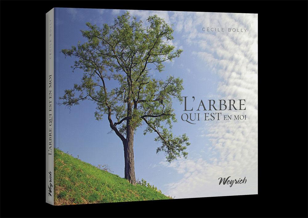 """""""L'arbre qui est en moi"""", livre de de Cécile Bolly"""