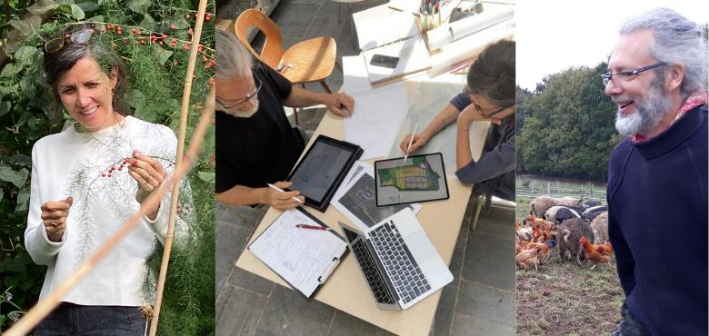 Designlab - formation collaborative de design permaculturel avancé