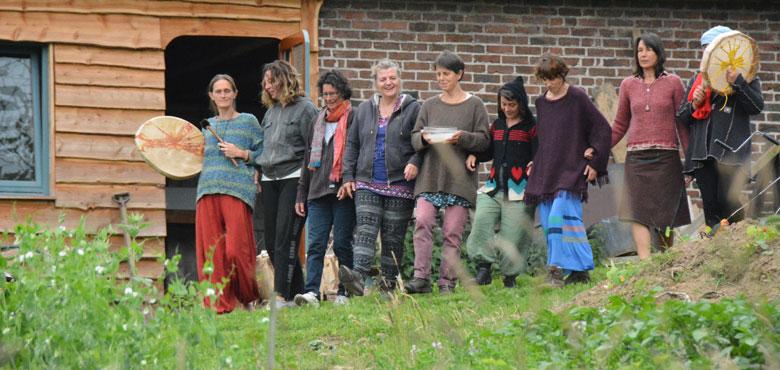 Femmes en Transition avec Aline Wauters